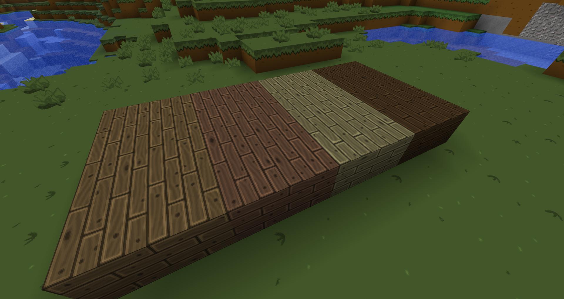 Wood Planks Texture 3