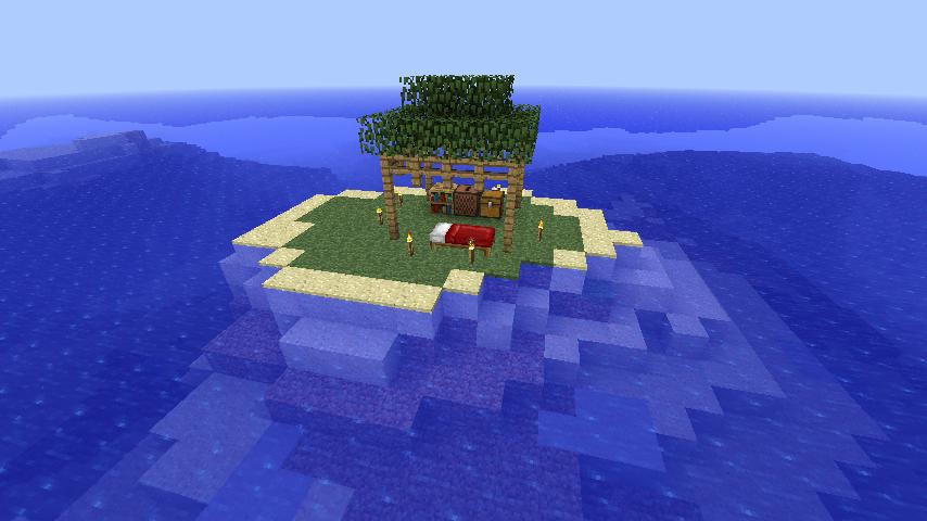 My Little Island Getaway