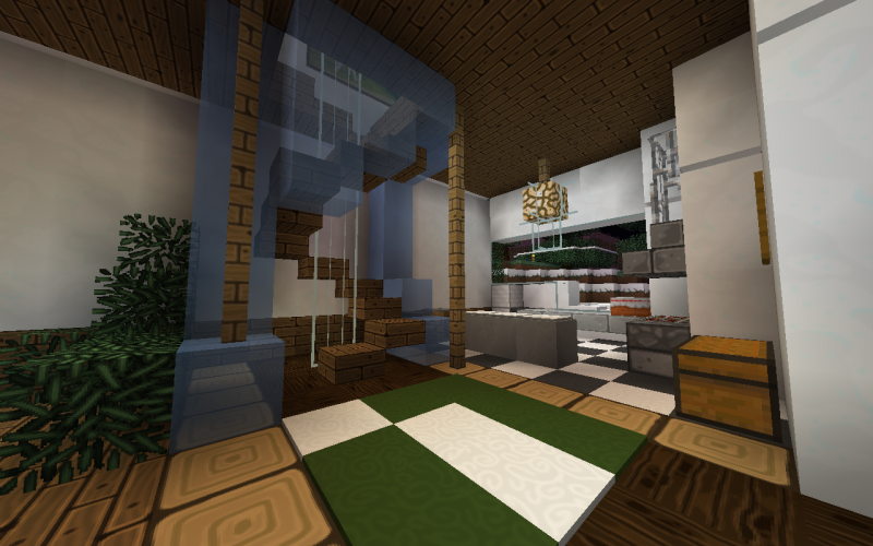 Interior Kitchen Modern Igloo Hub House Gallery