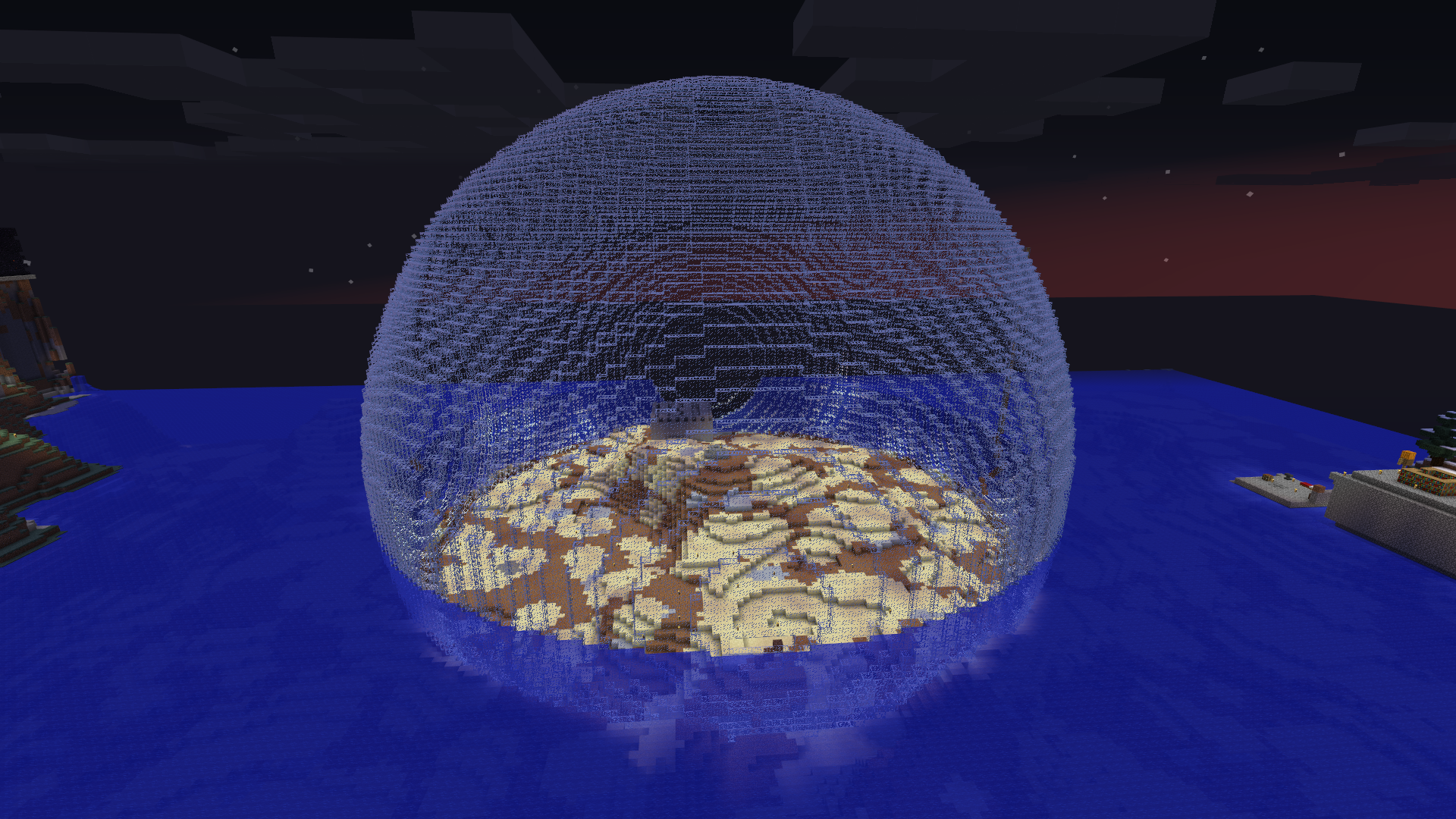 The sphere is compleat!