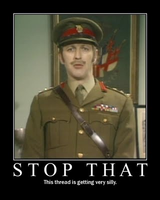 graham chapman stop that silly