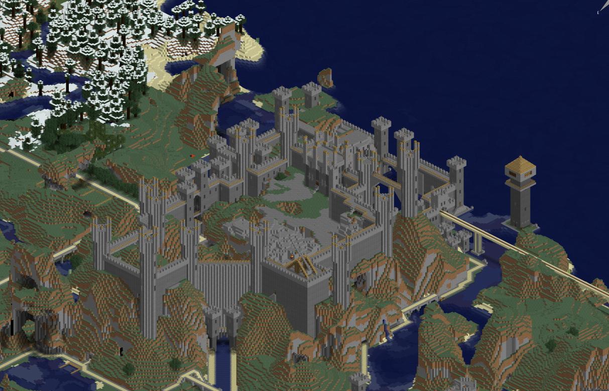 GreenishTroll Castle