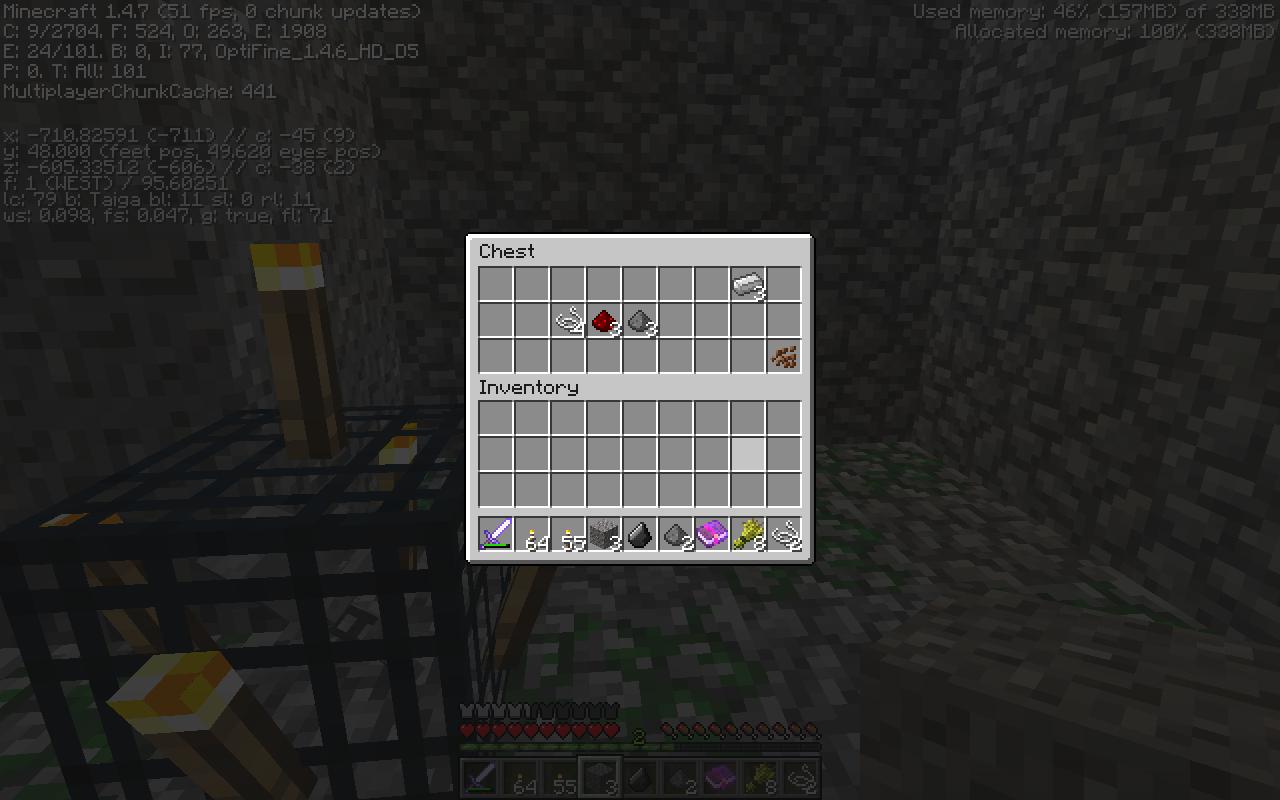 minecraft how to find skeleton spawner